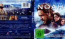 Noah (2014) R2 German Blu-Ray Covers