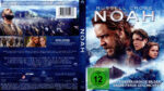 Noah (2014) R2 German Blu-Ray Covers