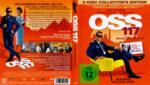 OSS 117 – Der Spion, der sich liebte (2006) R2 German Blu-Ray Covers