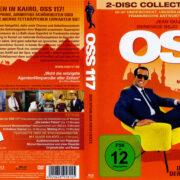 OSS 117 - Der Spion, der sich liebte (2006) R2 German Blu-Ray Covers