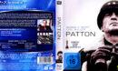 Patton - Rebell in Uniform (1970) R2 German Blu-Ray Cover