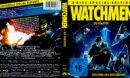 Watchmen: Die Wächter (2009) R2 German Blu-Ray Cover