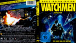 Watchmen: Die Wächter (2009) R2 German Blu-Ray Cover