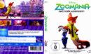 Zoomania (2016) R2 German Blu-Ray Cover