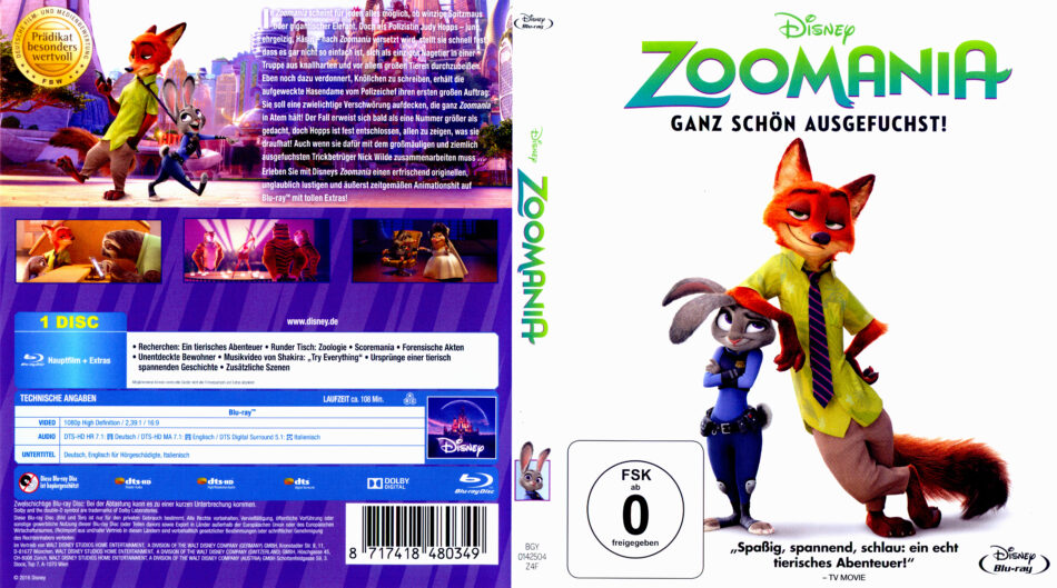 Zoomania German Download