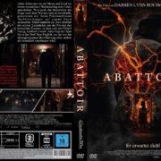 Abattoir (2016) R2 GERMAN Custom Cover
