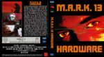 M.A.R.K. 13 Hardware (1990) R2 German Custom Blu-Ray Cover