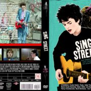 Sing Street (2016) R0 CUSTOM Cover & Label