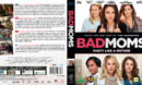 Bad Moms (2016) R2 Blu-Ray Nordic Cover