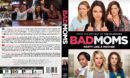 Bad Moms (2016) R2 DVD Nordic Cover