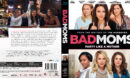 Bad Moms (2016) R2 Blu-Ray Swedish Cover