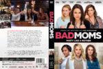 Bad Moms (2016) R2 DVD Swedish Cover