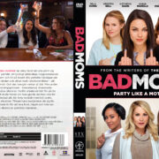 Bad Moms (2016) R2 DVD Swedish Cover