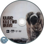 Kajaki: Kilo Two Bravo (2014) R4 DVD Label