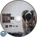 Kajaki: Kilo Two Bravo (2014) R4 DVD Label