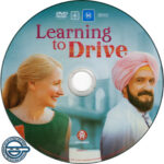 Learning To Drive (2014) R4 DVD Label