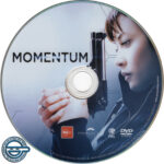 Momentum (2015) R4 DVD Label