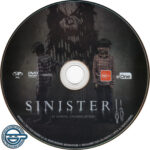 Sinister 2 (2015) R4 DVD Label