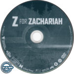 Z For Zachariah (2015) R4 DVD Label