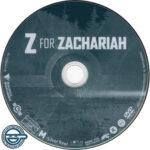 Z For Zachariah (2015) R4 DVD Label