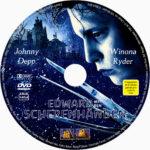 Edward mit den Scherenhänden (1990) R2 German Custom Label