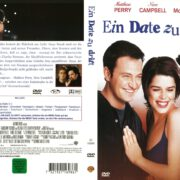Ein Date zu dritt (1999) R2 German Cover & Label