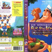 Ein Königreich für ein Lama 2 – Kronks großes Abenteuer (2005) R2 German Cover & Label