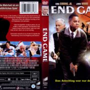 End Game (2005) R2 German Cover & Label