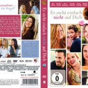 Er steht einfach nicht auf dich (2008) R2 German Cover & Label