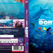 Findet Dory (2016) R2 German Custom Cover & labels