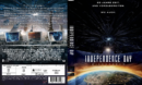 Independence Day 2 - Wiederkehr (2016) R2 German Custom Cover & label