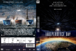 Independence Day 2 – Wiederkehr (2016) R2 German Custom Cover & label