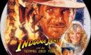 Indiana Jones 2 - und der Tempel des Todes (1984) R2 German Custom Labels