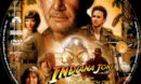 Indiana Jones 4 - und das Königreich des Kristallschädels (2008) R2 German Custom Labels