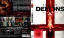 Inner Demons (2015) R2 German Custom Blu-Ray Cover & label