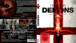 Inner Demons (2015) R2 German Custom Blu-Ray Cover & label