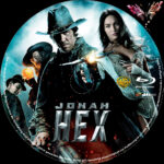 Jonah Hex (2010) R2 German Custom Blu-Ray Label
