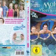 Mako – Einfach Meerjungfrau Staffel 2.2 (2015) R2 German Cover & labels