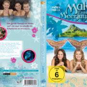 Mako – Einfach Meerjungfrau Staffel 3 (2015) R2 German Custom Cover & labels