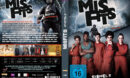 Misfits - Staffel 2 (2010) R2 German Custom Cover & labels