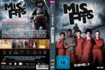 Misfits – Staffel 2 (2010) R2 German Custom Cover & labels