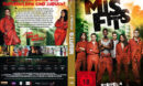 Misfits - Staffel 4 (2012) R2 German Custom Cover & labels