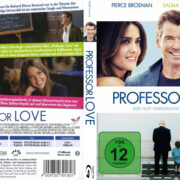 Professor Love (2015) R2 German Custom Blu-Ray Cover & label
