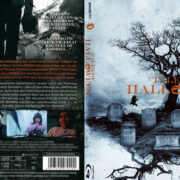 Tales of Halloween (2015) R2 German Custom Blu-Ray Cover & Label