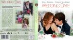 Wedding Date (2005) R2 German Custom Blu-Ray Cover & Label