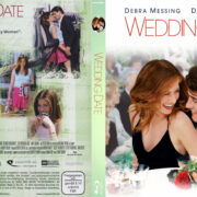 Wedding Date (2005) R2 German Custom Blu-Ray Cover & Label