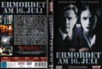 Ermordet am 16 Juli (1994) R2 German Cover & label