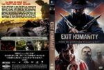 Exit Humanity (2011) R0 Custom Cover & Label