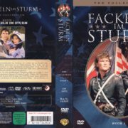 Fackeln im Sturm Buch 1 (1985) R2 German Cover & labels