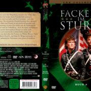 Fackeln im Sturm Buch 3 (1994) R2 German Cover & labels